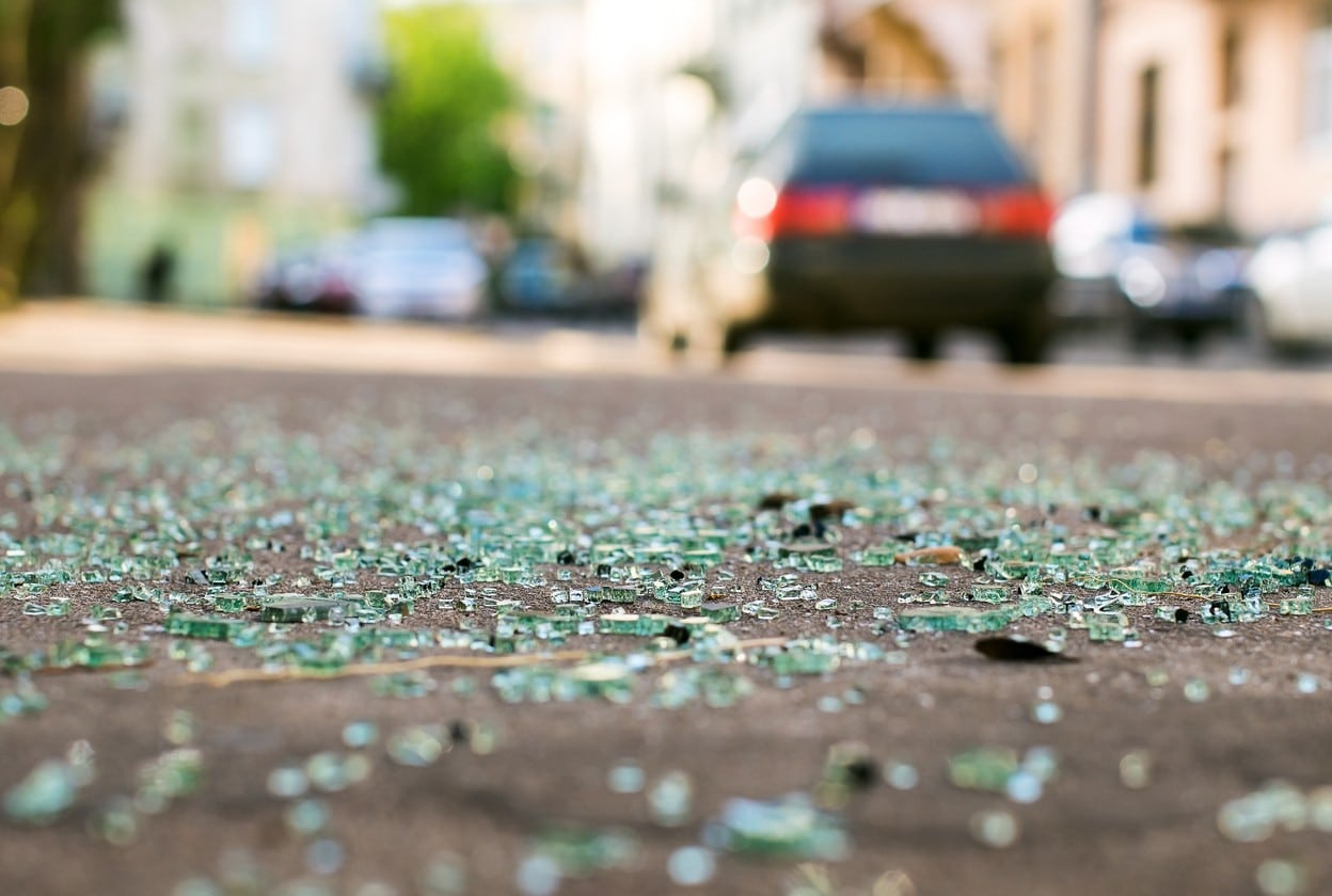 Car accidents in West Chester, Ohio