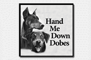 Hand me Down Dobes