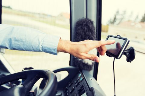 Bus Driving GPS